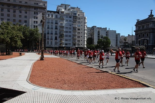 corrida de la Saint Sylvestre